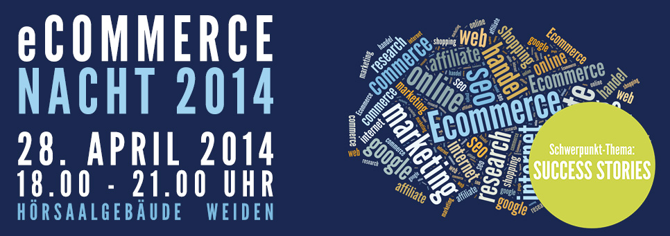 eCommerce-Nacht 2014: Success Stories